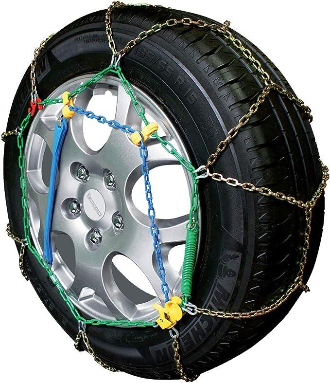 Cora 0001427095 Schneeketten f/ür Auto Slim Grip 7/mm Gruppe 9.5