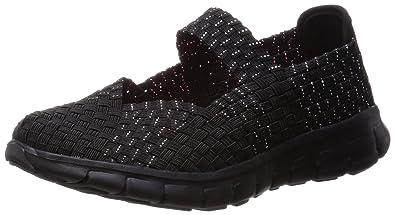 De Good Vibes Skechers Synergy Femme Nordique Marche Chaussures Eq5I5