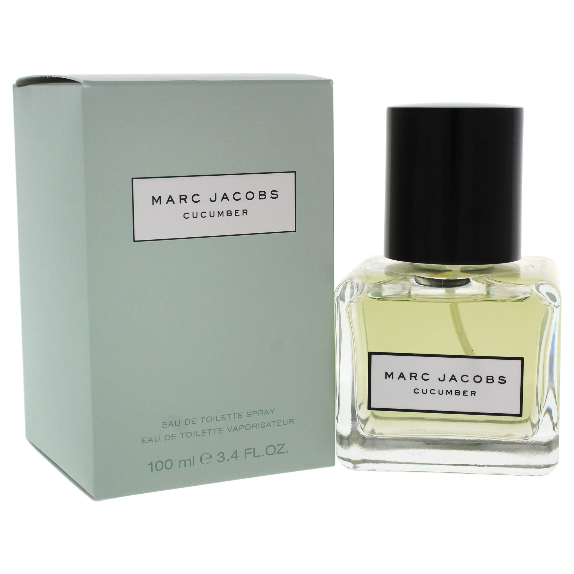 MARC JACOBS Cucumber Eau de Toilette Spray, 3.4 Fluid Ounce