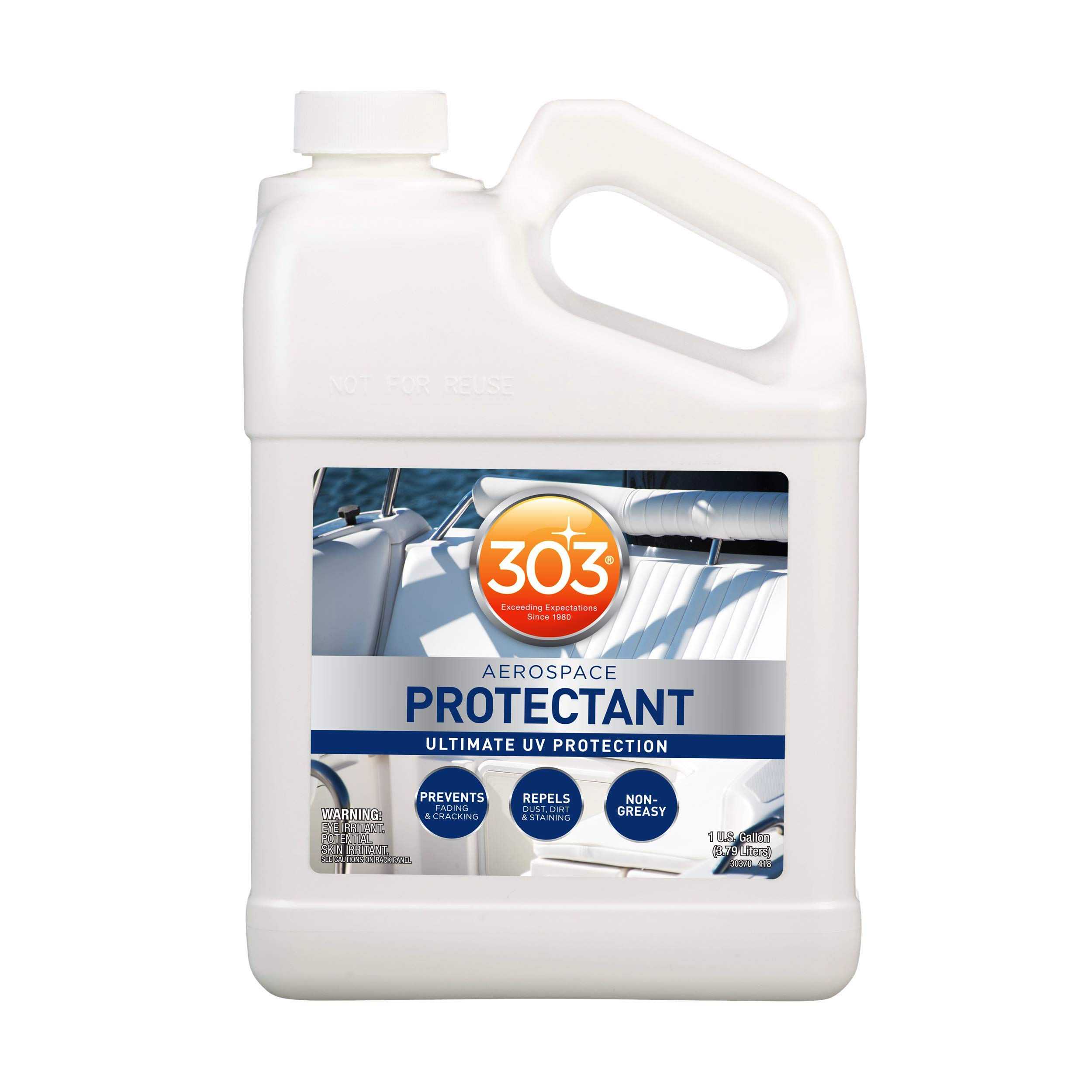 303 Products 30370 Marine & Recreation Aerospace Protectant - 1 Gallon