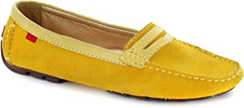 Womens Genuine Leather Made in Brazil Union Street Marc Joseph NY Loafer