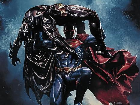 Posterhouzz Comics Injustice Gods Among Us Superman Batman