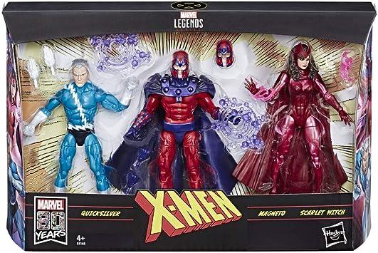 Avengers - Marvel Legends Scarlet Pack (Hasbro E5168E49): Amazon ...