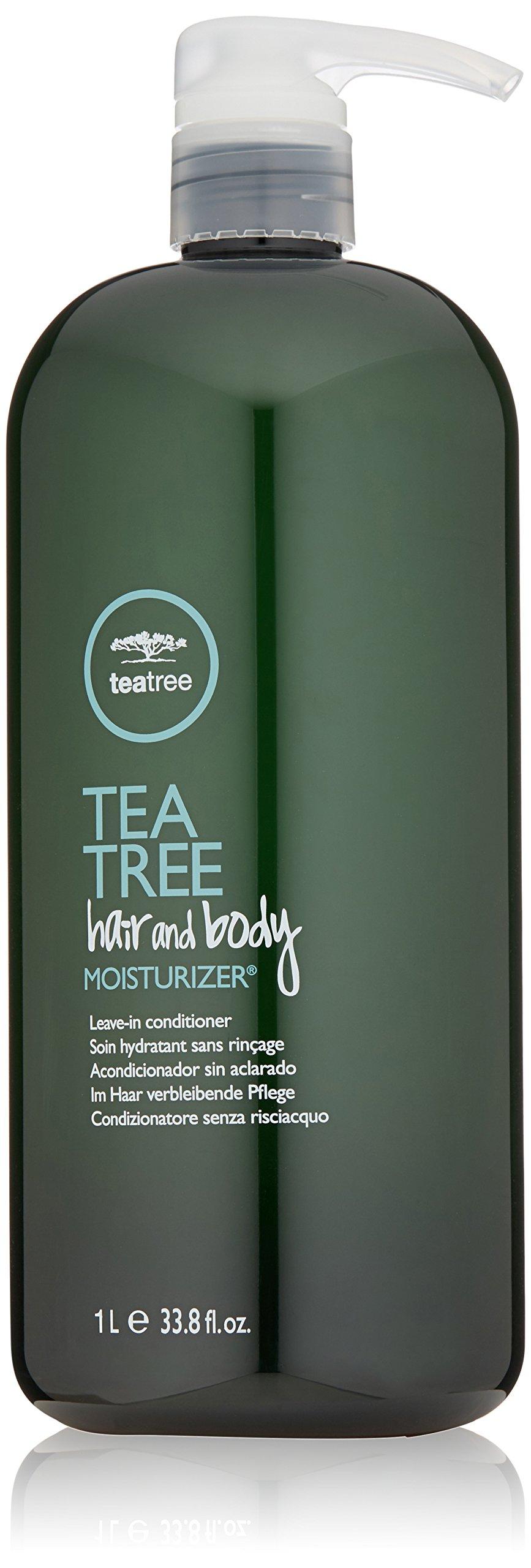 Tea Tree Hair and Body Moisturizer, 33.8 Fl Oz by Tea Tree