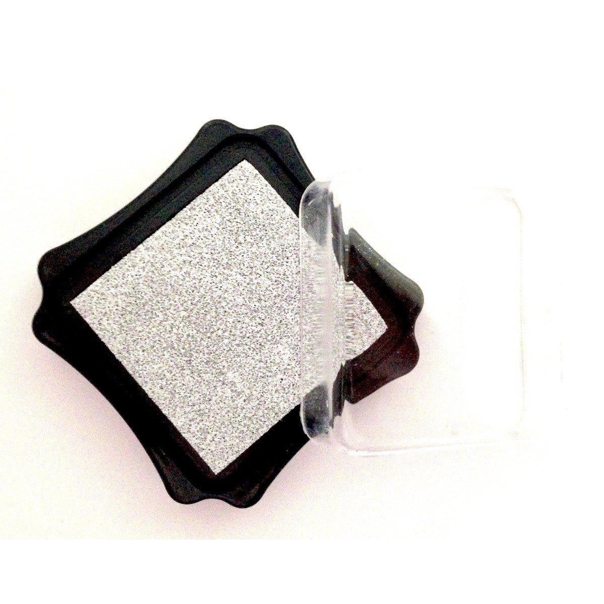 Wax Sealing INK PAD in Silver XWS041 GTR-Gifts