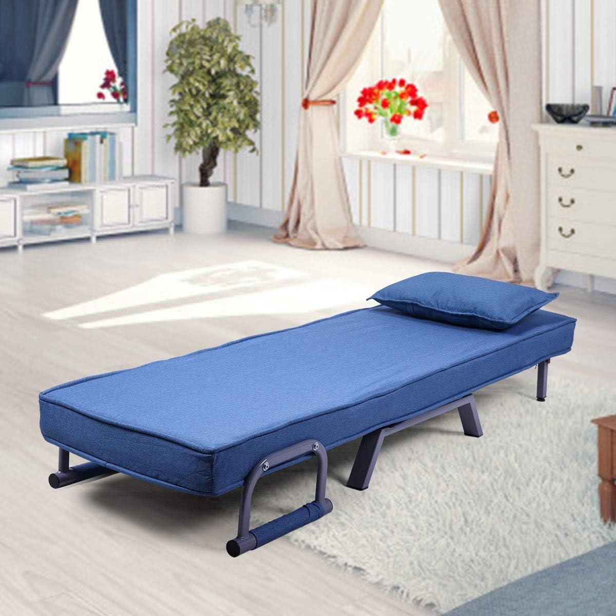 Convertible Sleeper Chair