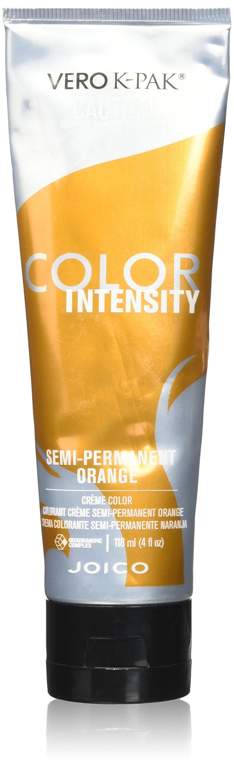 Amazon joico vero k pak color intensity semi permanent hair joico intensity semi permanent hair color orange 4 ounce nvjuhfo Image collections