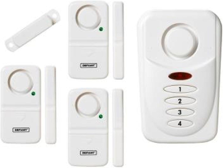 Defiant Home Security Door or Window Wireless Alarm Kit