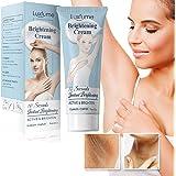 Whitening Cream, Underarm Cream, Underarm Brightening Cream- Lightening Cream for Body, Effective Lighten & Brighten Armpit,