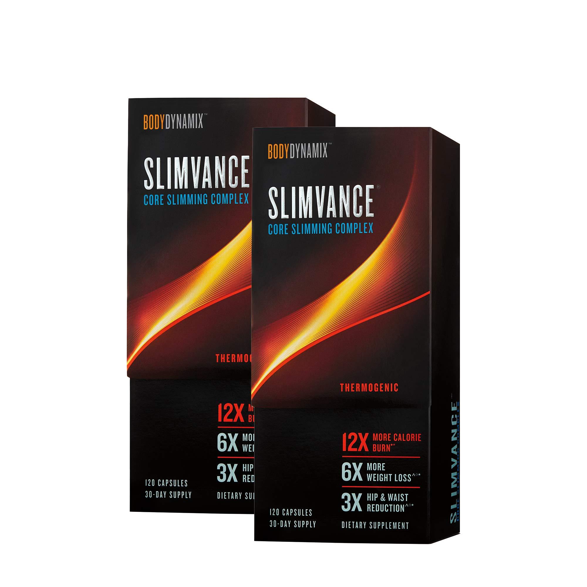 BodyDynamix Slimvance Core Slimming Complex - Twin Pack