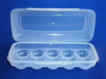 Kühlschrank Eierhalter 10 : Jaminy eierkörbe eier halter kasten einlagiger kühlschrank