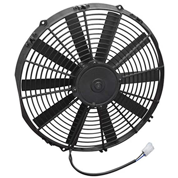 Amazon Com Spal 30101509 Puller Fan 14in Medium Profile For Use