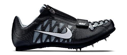 29e9a47bac033 Nike Zoom LJ 4 Long Jump Track Spikes Shoes Black Grey Mens Size 11 ...