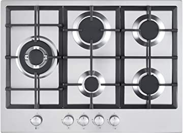Cookology GH700SS 5 Burners