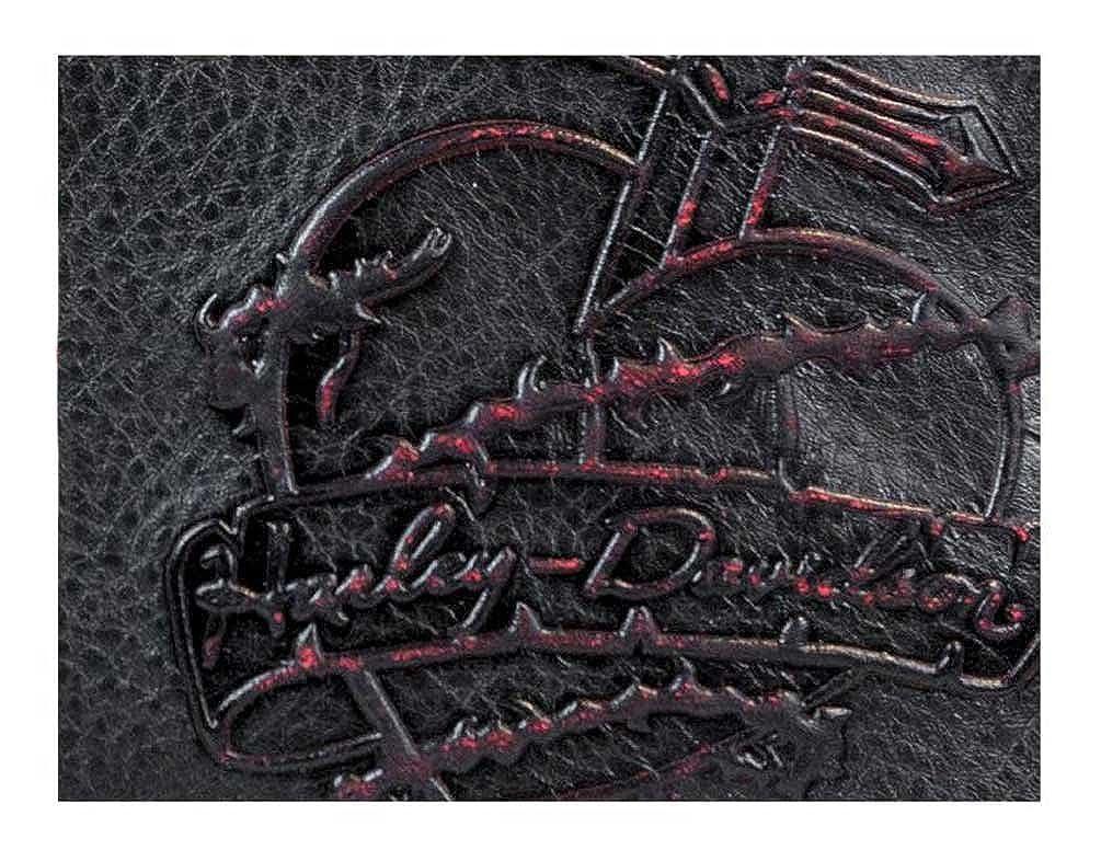 1a8f34010c63 Amazon.com  Harley-Davidson Women s Red Dagger Hip Bag w Detachable Strap  DG9241L-REDBLK  Harley-Davidson  Clothing