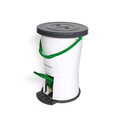 Clothes Washer Bucket Portable Foot Powered Washer Review