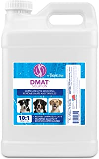 product image for TropiClean D-Mat Solution for Pets - Made in USA - Relaxes Mats & Knots - Soap Free - Professional Grade - Simplifies Brush-Out Process