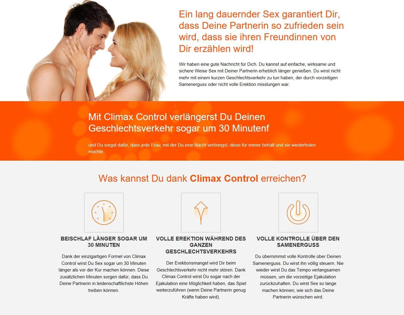 Amazonde Climax Control Die 30 Tage Potenzkur Gegen Vorzeitige