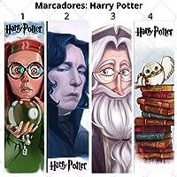 Marcadores de página - Harry Potter 2