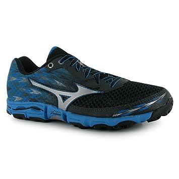 Mizuno Wave Hayate 2 Zapatillas de running para mujer Gry/zapatillas azules zapatillas de deporte para, gris y azul: Amazon.es: Deportes y aire libre