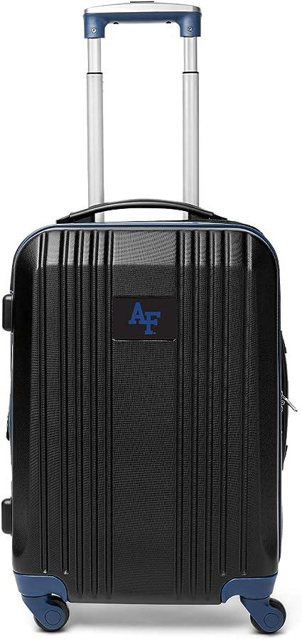 NCAA Two-Tone Hardcase Luggage Spinner