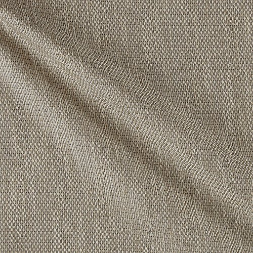 Fabric Mart Basketweave Suiting Natural Fabric by The Yard