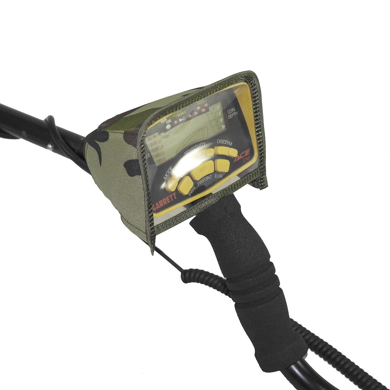 Amazon.com: Camo #3 Box Cover for Metal Detector Garrett Ace 150, 200, 250, 300, 350, 400: Garden & Outdoor