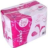 Origami So Soft 3 Ply Toilet Tissue 12 Rolls - 160 Pulls Per Roll - Total 1920 Pulls