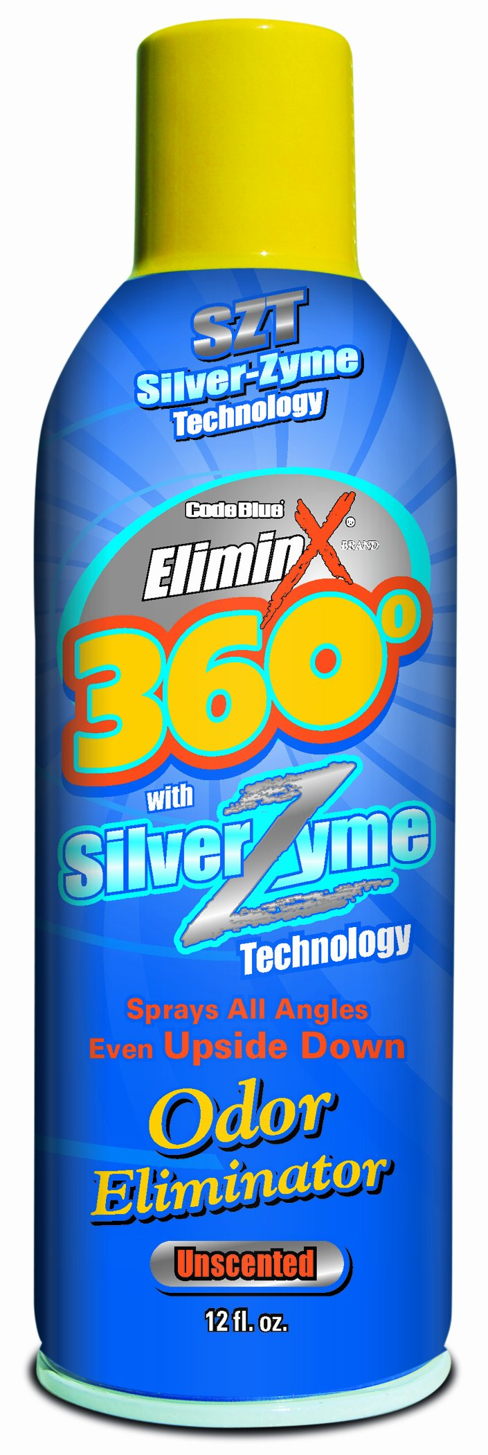 Code Blue EliminX 360 Unscented (12-Ounce)