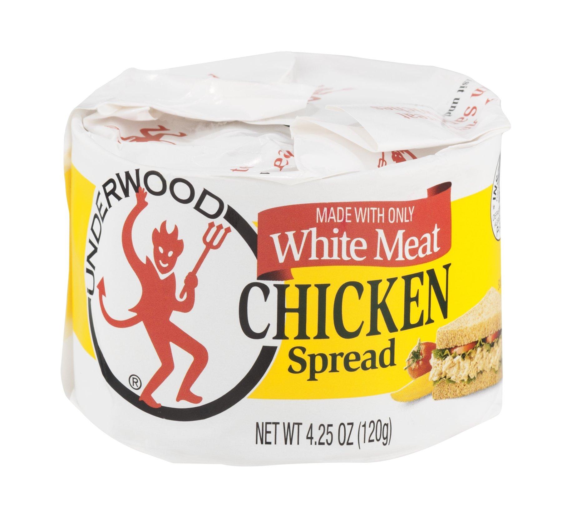 Underwood Chicken Spread 4.25 oz (Pack of 4)