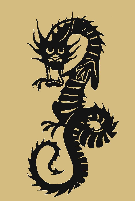 Dragon, mitología, diseño de piel de reptil, fábula, Metal Art ...