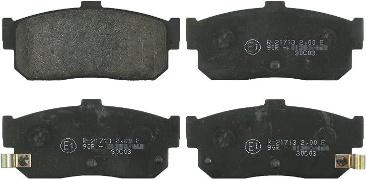 Disc Brake Hardware Kit Front Better Brake 5702