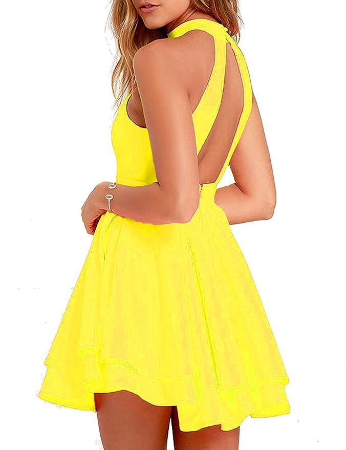 Review Women's Swing Dress Sleeveless