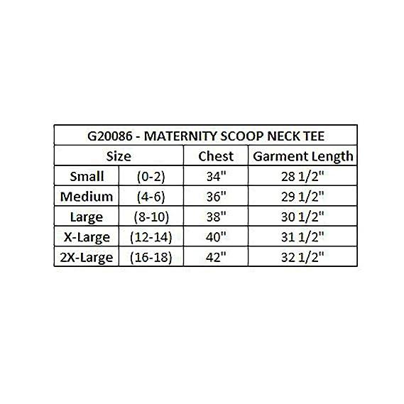 802fd0666c69f Baby Elephant Boys - Maternity Scoop Neck Tee at Amazon Women's Clothing  store: