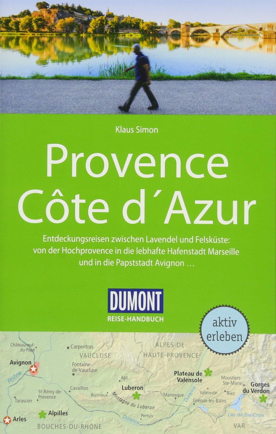 DuMont Reise-Handbuch Reiseführer Provence, Côte d'Azur: mit Extra-Reisekarte