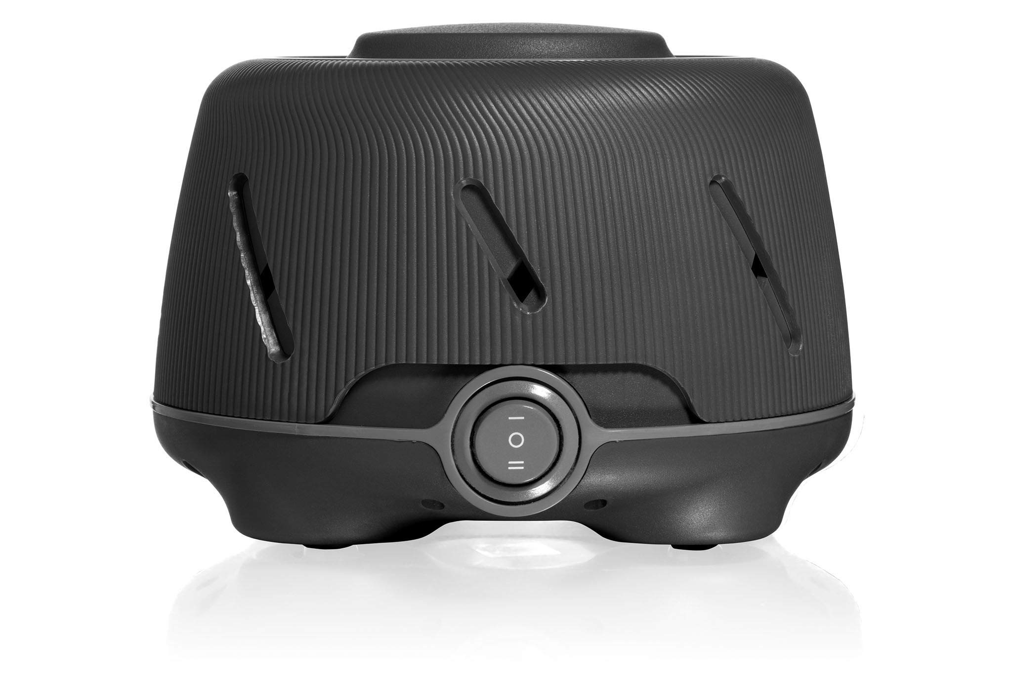 Marpac Dohm (Charcoal) | The Original White Noise Machine | Soothing Natural Sound from a Real Fan | Noise Cancelling | Sleep Therapy, Office Privacy, Travel | For Adults & Baby | 101 Night Trial by Marpac