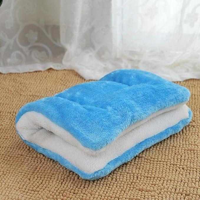 WUTOLUOHANS Pet Bolster Dog Bed Comfort Cojín para Perro Cat Mat Pet Nest (Color : D, tamaño : 62 * 46cm): Amazon.es: Productos para mascotas