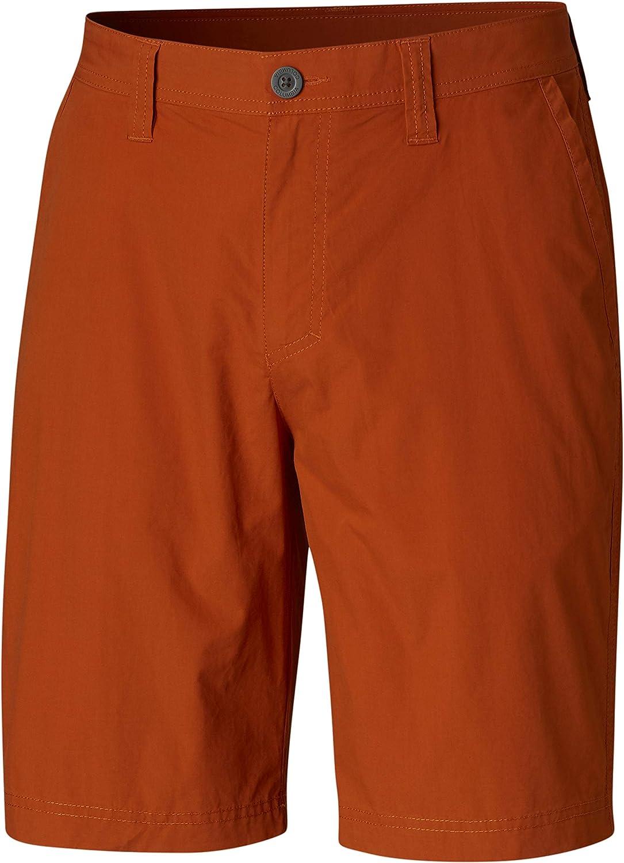 Negro UK Talla: W40//L12 Algod/ón Talla EE.UU.: W40//L12 Shark Columbia 1491953 WASHED OUT SHORT Pantalones Cortos Hombre