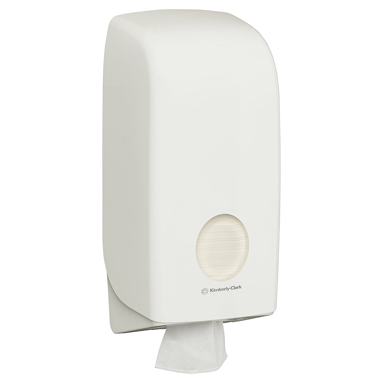 Aquarius 6946 Folded Toilet Tissue Dispenser 1 x 1 Dispenser White