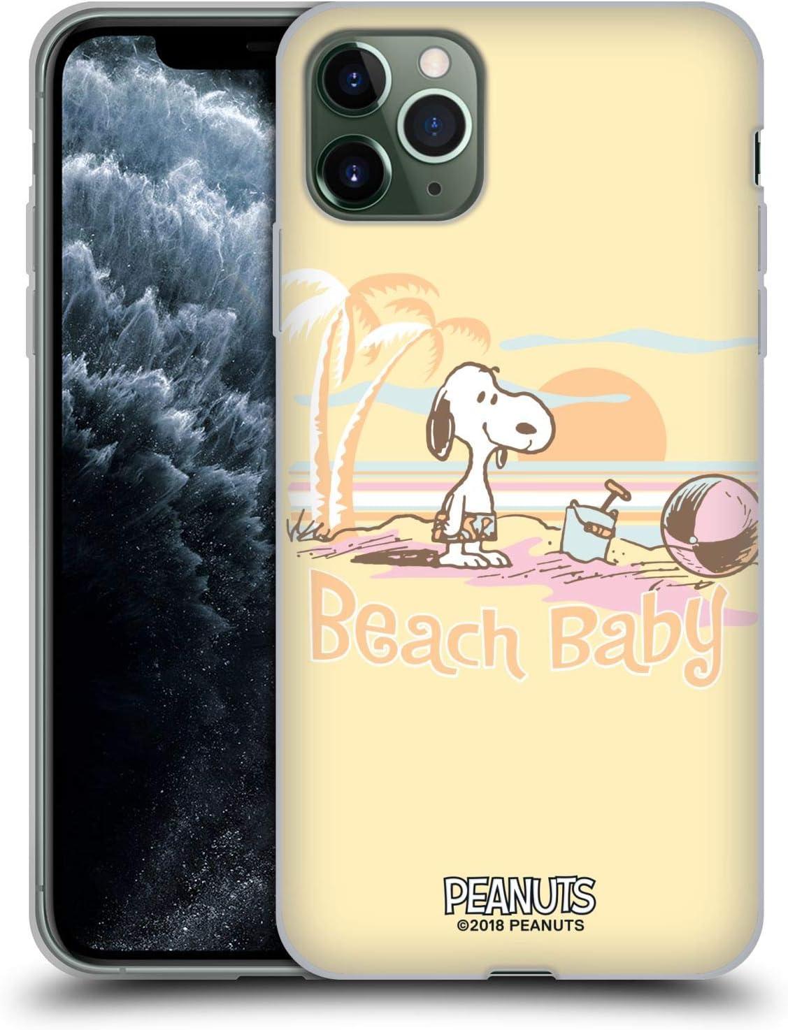 Head Case Designs Offizielle Peanuts Sonnenuntergang Elektronik