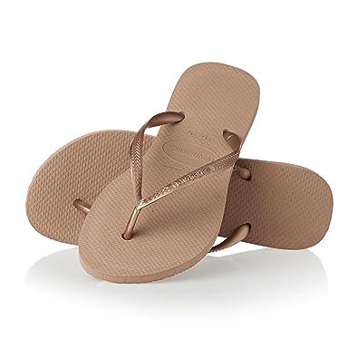 085a9e9d9 Havaianas Women s Slim Flip Flops  Amazon.co.uk  Shoes   Bags