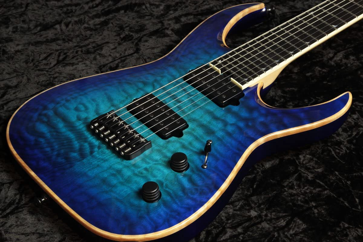 Jackson USA Misha Mansoor Juggernaut HT7 MBF · Guitarra eléctrica