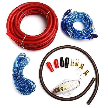 4 GA Car Audio Wire Verkabelung Kabel Verstärker Subwoofer ...