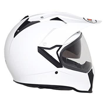 Amazon.es: Suomy Casco para Moto Integral Enduro Trail/Mx, Blanco ...
