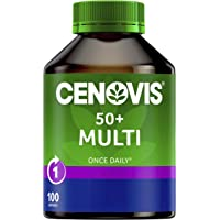 Cenovis 50+ Multi - All-in-one multivitamin - Daily nutritional support for people 50 years and over