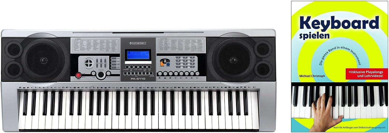 McGrey pk-6110 – 61 teclas Set (electrónico Keyboard ...