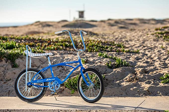 Schwinn Classic Sting-Ray Boy's Single-Speed Bicycle, Featuring  13-Inch/Small Step-Over Steel Frame, Rear Coaster Brake, High-Rise Ape  Handlebars, and