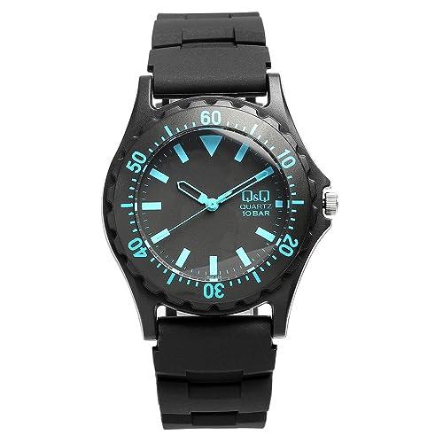 [シチズン キューアンドキュー]CITIZEN Q&Q 腕時計 ウォッチ ポップカラー 10気圧防水 ダイバーズデザイン メンズ レディース キッズ 【ネット通販限定モデル】