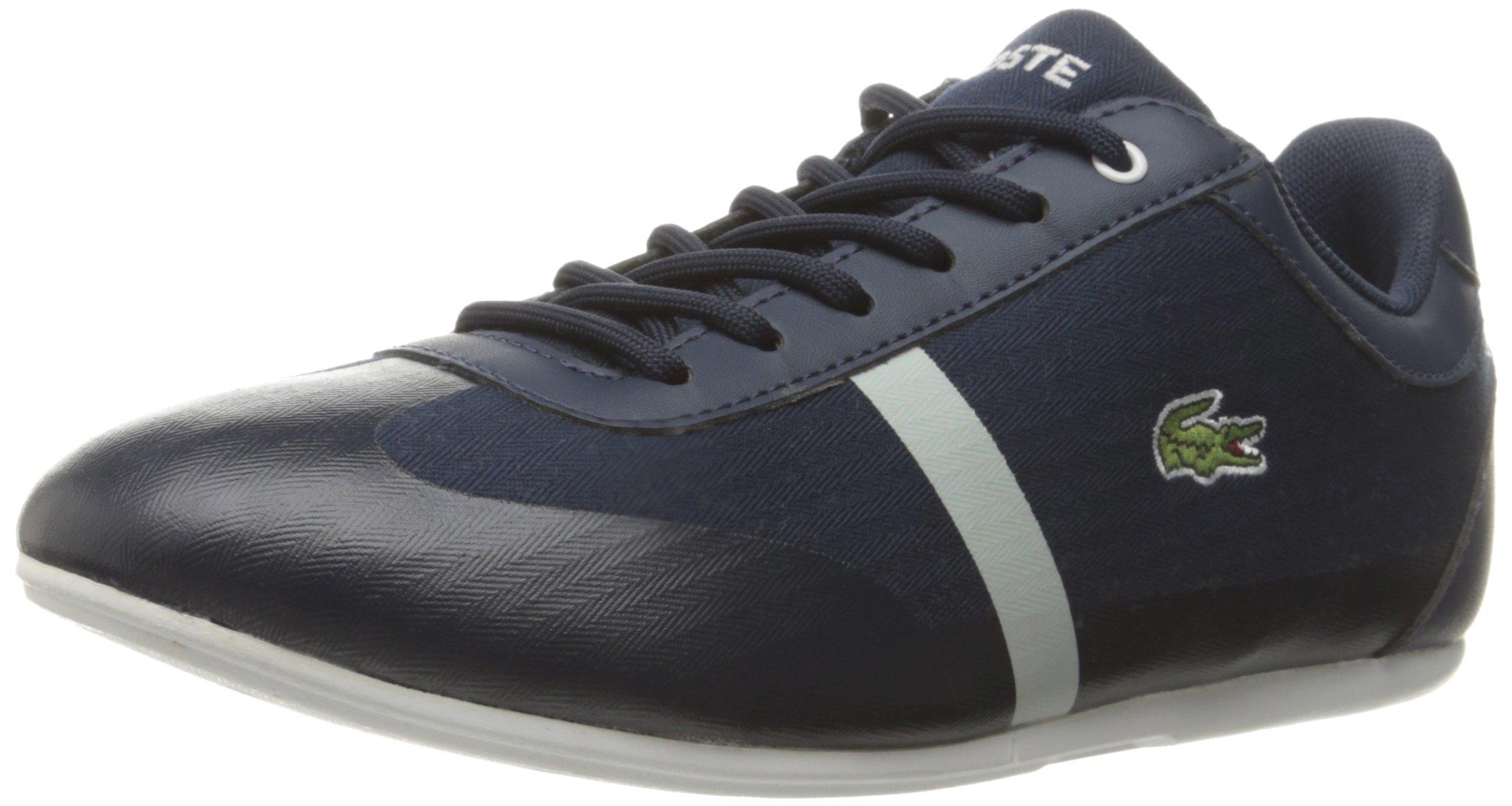 Little Kid//Big Kid Lacoste Misano 316 1 Spj Blk Sneaker