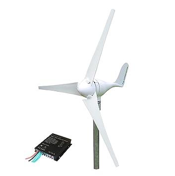 Wind Turbine 100W 12V Generator Kit Boat OffGrid Power Charge